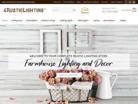 4rusticlighting.com Promo Codes