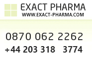 Exact Pharma Promo Codes