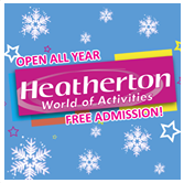Heatherton World of Activities Promo Codes