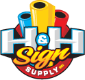 H & H Sign Supply Coupons