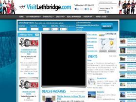 visitlethbridge.com Promo Codes